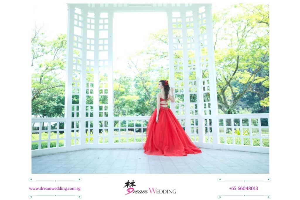 Singapore Botanic Garden Pre Wedding Photoshoot Locations ...