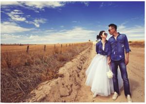 Vivian Hsu Dream Wedding Bali Celebration With Singaporean Businessman Through Bridal Dreamwedding Boutique Gossip Monday Destination