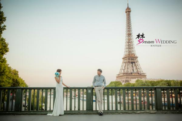 Dream Wedding Boutique Singapore Bridal Paris Europe Prewedding Photoshoot professional photography 37 eiffel tower