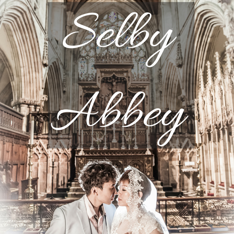 Selby Abbey UK Pre Wedding Photoshoot Package Singapore Bridal Dream Wedding Boutique copy