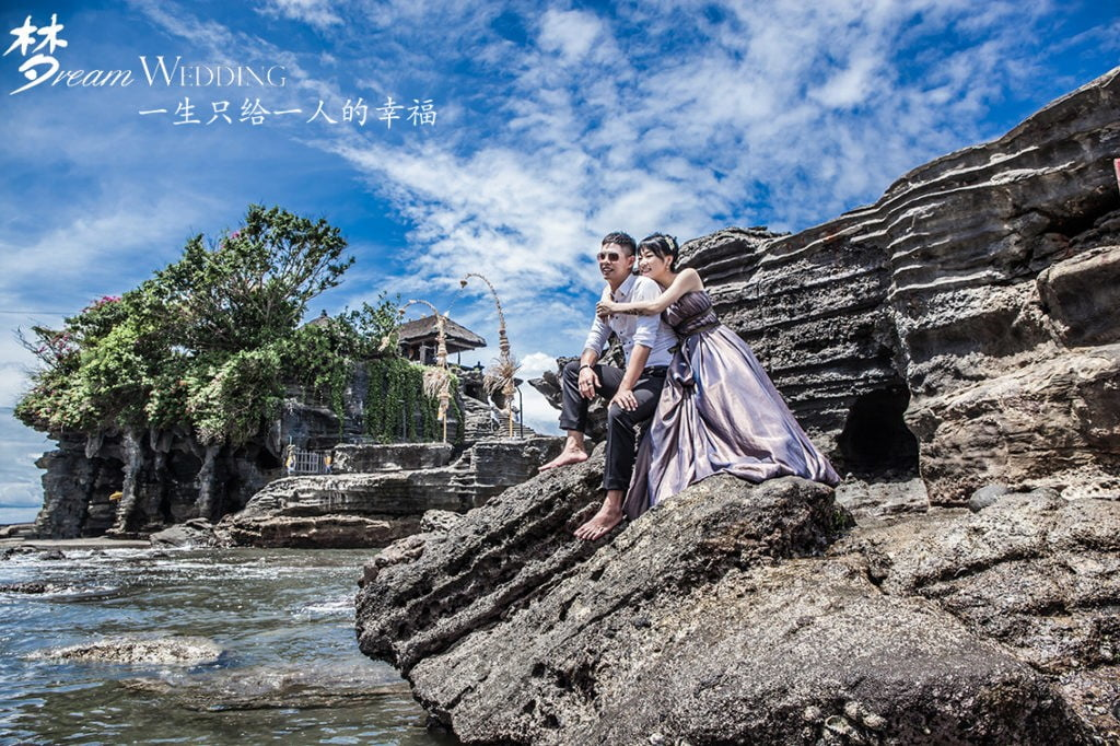 Top 10 Pre Wedding Photoshoot Venues in Bali - Dream Wedding