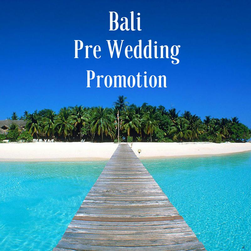 bali pre wedding photoshoot package singapore bridal destination engagement shoot promotion copy