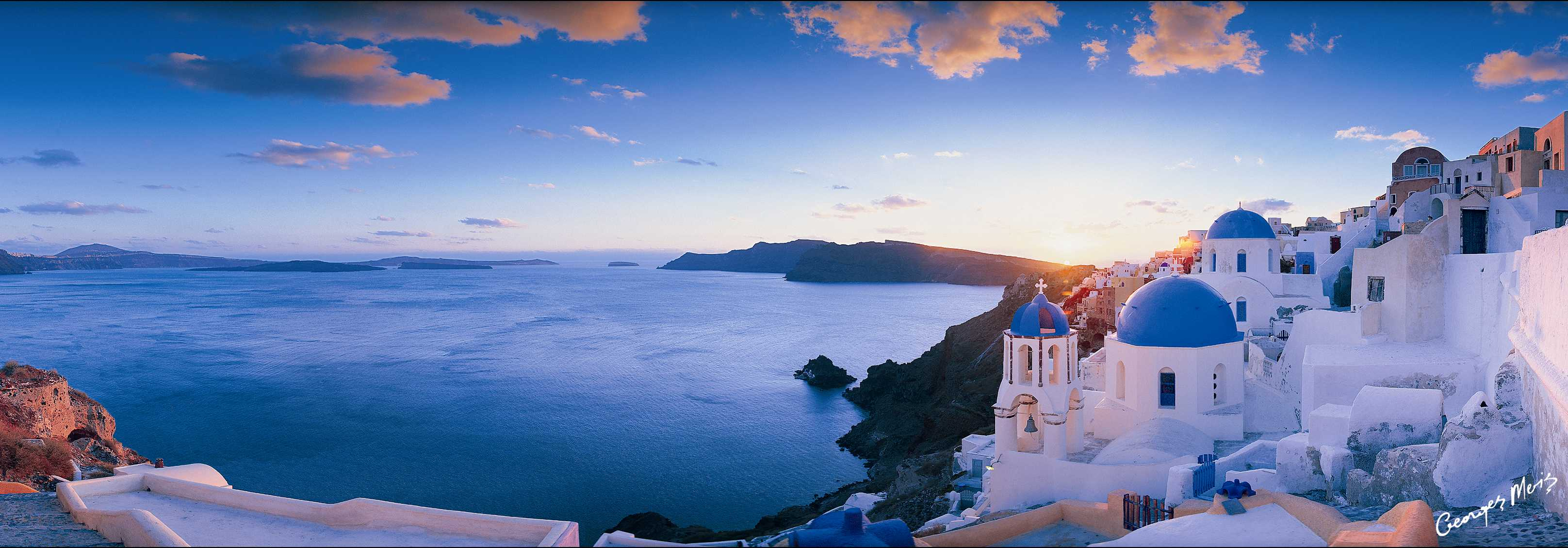 santorini europe pre wedding photoshoot dreamwedding boutique singapore bridal package and wedding gown rental 1