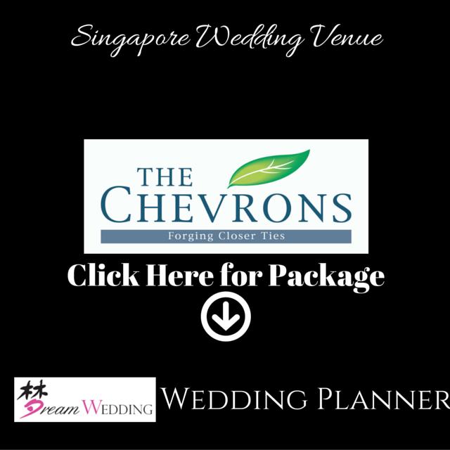 Chevron jurong wedding