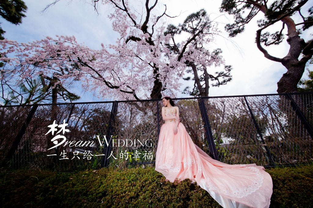 60 Japan Pre Wedding Sakura Seasons singapore bridal photoshoot promotion lovely couple tokyo casual photography temple shrine kyoto nara osaka