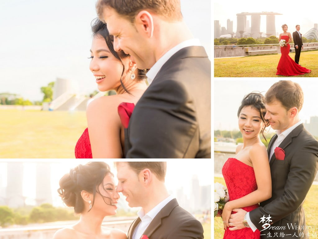 Singapore Pre Wedding Photoshoot