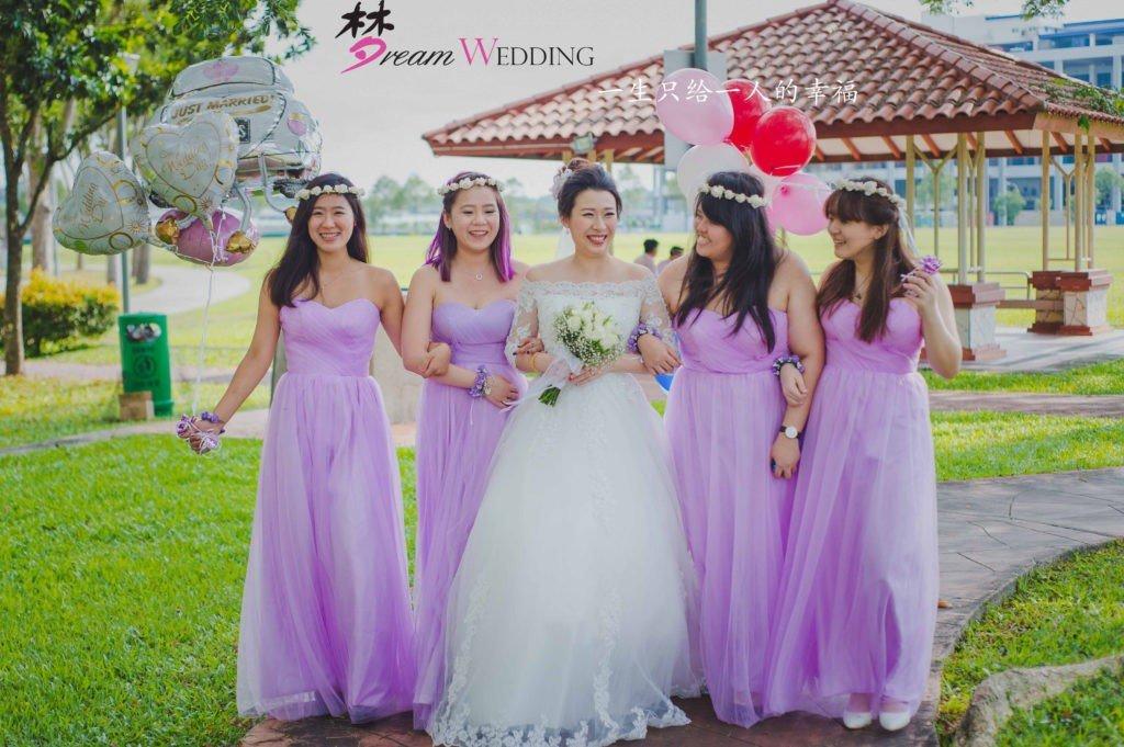 Bridesmaid Dresses - Dream Wedding