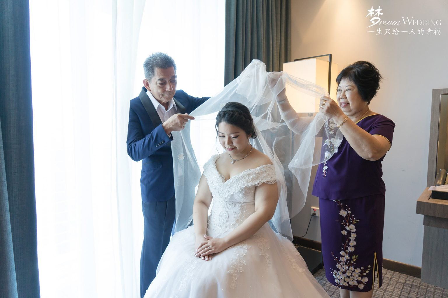 8d8f420e3ada Ting Wen   Shelley (AD Wedding Photography) 11 02 2019 - Dream Wedding